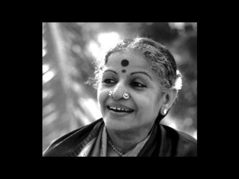 MS Subbulakshmi- Vallabha-Nayakasya-Begada-Rupakam-Dikshitar