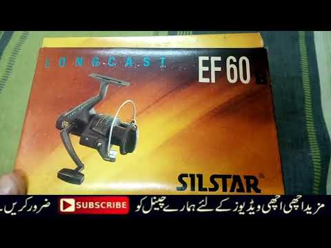 Fishing Reel Silstar Ef60 Korea