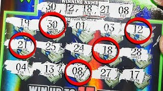 Found So Many Matches! Multiplier Monday - $2MILL Top Prize MI Lottery!