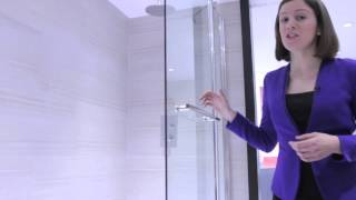 Choosing the right bath shower screen