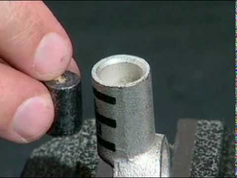 The proper way to solder battery terminals  YouTube