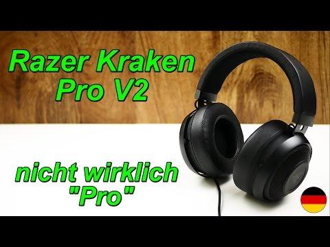 Razer Kraken Pro V2 Test   Nicht Ganz