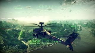 SUPER DYNAMIC GAME ABOUT COMBAT HELICOPTER ! Almost Simulator Apache Air Assault