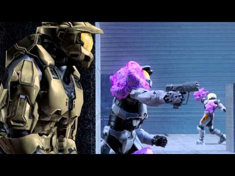 17: On Your Knees  Red vs Blue Season 9 OST  Jeff Williams feat Sandy Casey & Lamar Hall