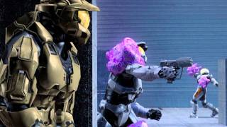 17: On Your Knees - Red vs Blue Season 9 OST (By Jeff Williams feat. Sandy Casey & Lamar Hall)