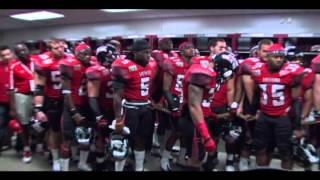 Coach Mark Hudspeth's New Orleans Bowl Pre Game Locker Room Speech.avi