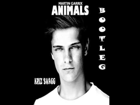 Martin Garrix - Animals ( Kriz Nair Hardstyle/Dubstep Bootleg)