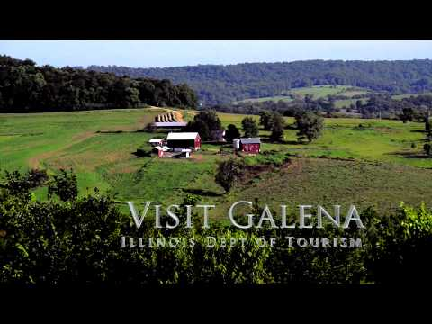 Galena  Illinois Dept of Tourism