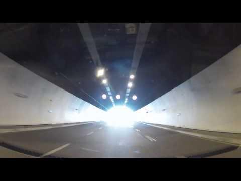 Carmel Tunnels - Minharot HaCarmel - Israel, Haifa