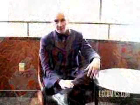 DC Comics Grant Morrison interview
