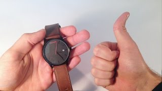 MVMT Movement Leather Watch Review 6 Months In