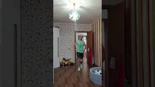 Мурманский спортсмен Вадим Цыбульский пробежал по своей 100 километров за 9 часов