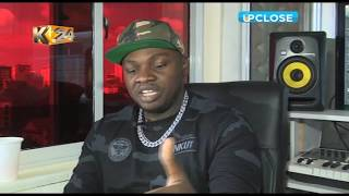 Up Close With Khaligraph Jones on Weekend With Betty