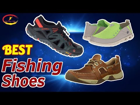 Best Fishing Shoes (Review) In 2019