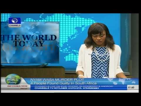 World Today: Senegal Confirms First Ebola Case Pt.2