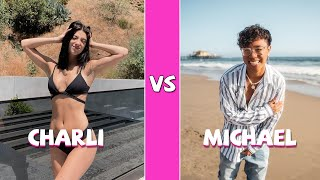 Charli D Amelio Vs Michael Le Tiktok Dance Compilation Rewind 2020 MP3