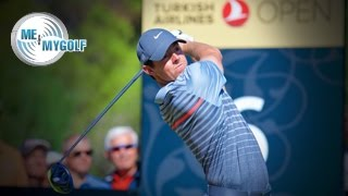 RORY MCILROY GOLF SWING ANALYSIS