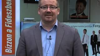 Ravasz Tibor a Fidesz-KDNP ajkai képviselőjelöltje a 3. vk-ban Thumbnail