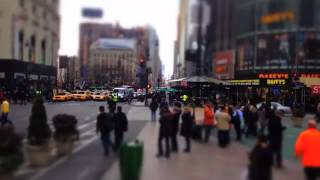 New York  W 34th St / 6th Ave