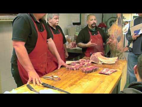 Huntington Meats On 3th & Fairfax Ave Los Angeles California 90036-1