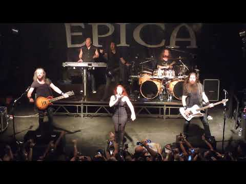 Epica - Live in Montevideo, Uruguay - MMBox (1/3/2018)