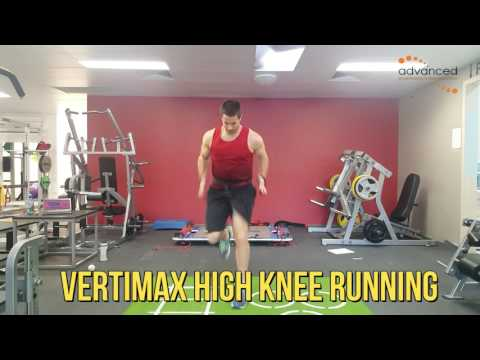 VERTIMAX HIGH KNEE RUNNING