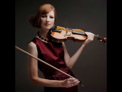 Holly Mulcahy, Concertmaster of the Chattanooga Symphony & Opera