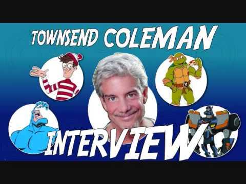 townsend coleman voice