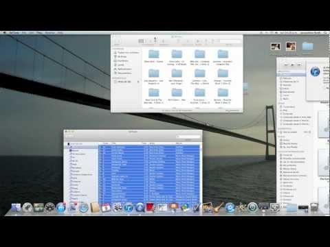 Como Pasar Música del iPod a Mac/PC