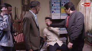 شاهد بالفيديو  : أقوى صفعة حقيقية في مسلسل مصري