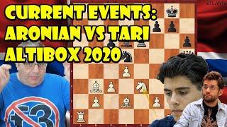 Current Events: Aronian vs Tari Altibox Norway Chess (2020)