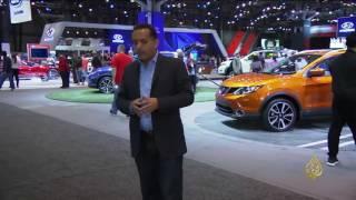 هذا الصباح- افتتاح الدورة 117 للمعرض الدولي للسيارات بنيويورك