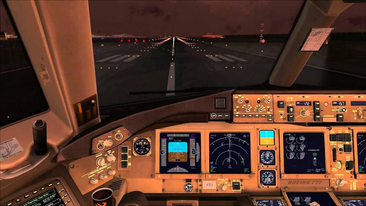 fdc live cockpit fsx demo