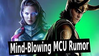 Loki Series Leads to Thor 4 Love and Thunder & MCU Secret Wars??