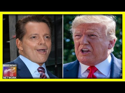 Scaramucci Goes FULL Never-Trump After This SICK Rant