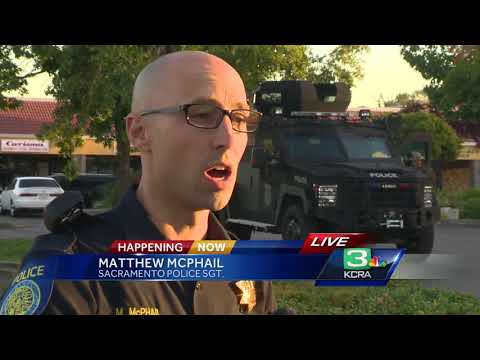 Police respond to gunfire in South Sacramento neighborhood