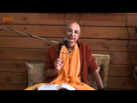 Шримад Бхагаватам 1.1.1 - Бхакти Вигьяна Госвами