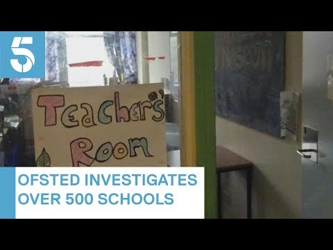 500 Suspected Illegal Schools Uncovered By Ofsted In England | 5 News