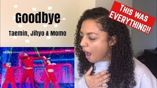 Download TAEMIN X JIHYO, MOMO - GOODBYE LIVE PERFORMANCE Reaction!