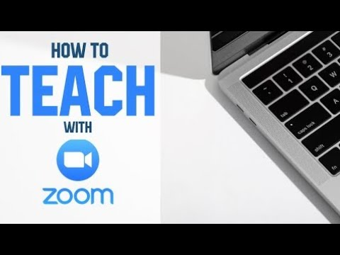 How To Teach Online Lessons With Zoom (For Beginners)