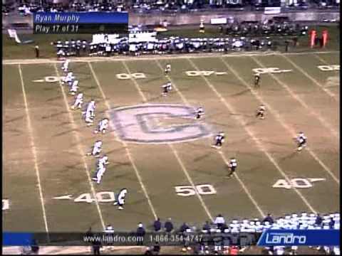 #6 Ryan Murphy WR/TE/SS -- Senior Season Highlights 2011, 6