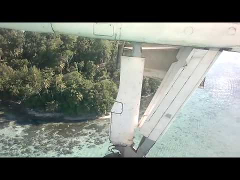 amazing airport (solomon islands) gizo airport