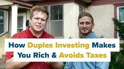 How Get Rich and Avoid Taxes with a Duplex or Multi-family Home.