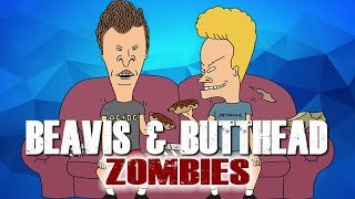 BEAVIS and BUTTHEAD ZOMBIES (Call of Duty Black Ops Zombies)