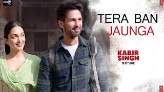 tera-ban-jaunga---kabir-singh-full-mp3