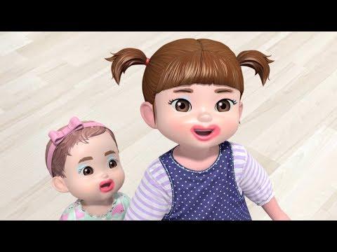 Щенячий сыщик и Вечер без мамы - Консуни - Мультики для девочек