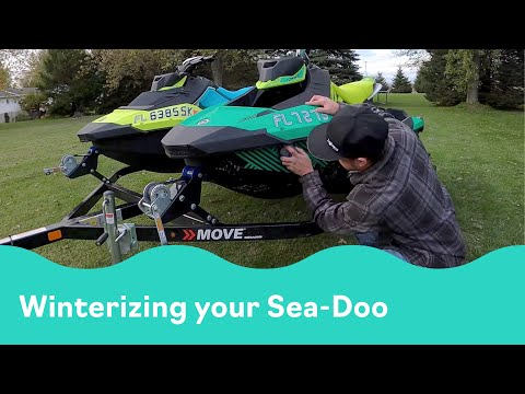 How to Winterize Your Sea-Doo