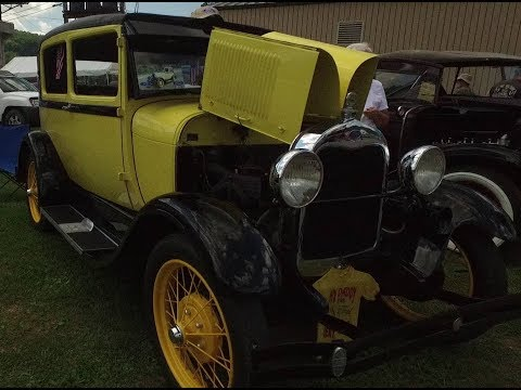 Antique Auto Show - Clearfield PA -