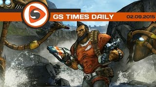 GS Times [DAILY]. Borderlands, Headlander, «Под куполом»