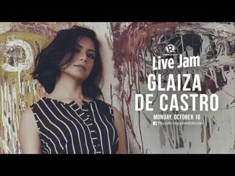Rappler Live Jam: Glaiza de Castro